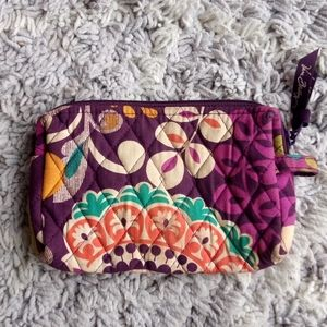 Vera Bradley change/makeup purse